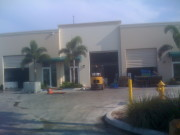 Warehouse and Fork Lift